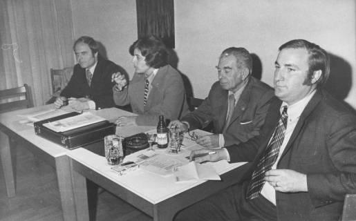 ARH Slg. Bartling 112, Sitzung, 1973