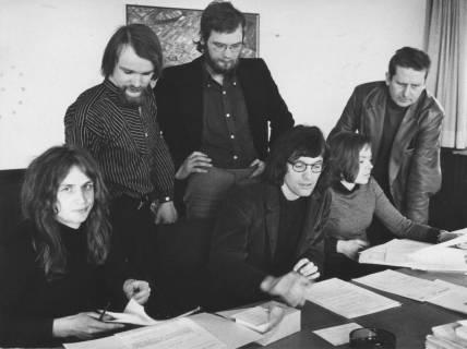 ARH Slg. Bartling 116, Sitzung, 1973