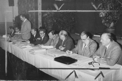 ARH Slg. Bartling 117, Sitzung, 1972