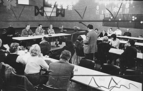 ARH Slg. Bartling 120, Sitzung im FZZ, 1974