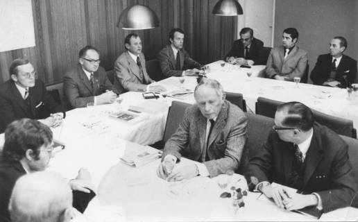 ARH Slg. Bartling 121, Sitzung, 1972