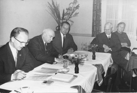 ARH Slg. Bartling 122, Sitzung, um 1972
