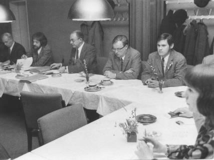 ARH Slg. Bartling 123, Sitzung des Heimatbundes, 1971