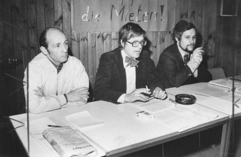 ARH Slg. Bartling 124, Sitzung, 1974