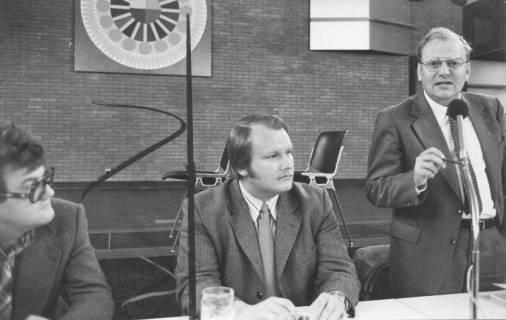 ARH Slg. Bartling 155, Versammlung des Großraumverbandes im Bürgersaal des FZZ, 1974