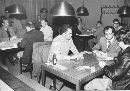 ARH Slg. Bartling 156, Skatabend im Hotel Scheve, 1974