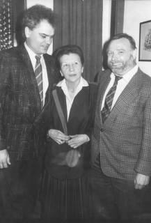 ARH Slg. Bartling 161, Gruppe von drei FDP-Mitgliedern, um 1975