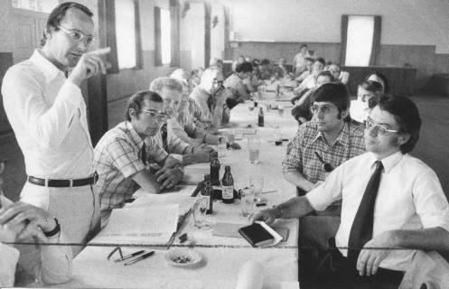 ARH Slg. Bartling 174, Sitzung, um 1974