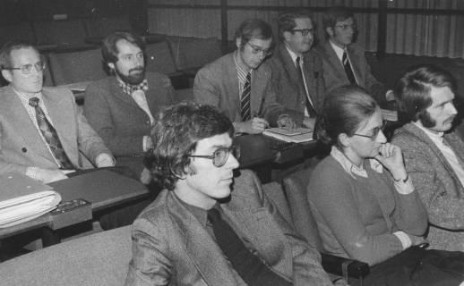 ARH Slg. Bartling 175, Zuhörende im Kinosaal des FZZ, 1973