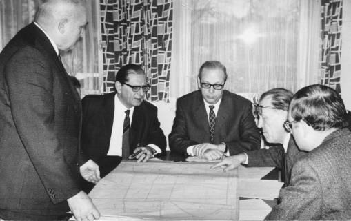 ARH Slg. Bartling 184, Besuch des Regierungspräsidenten in Neustadt am Rübenberge, 1969