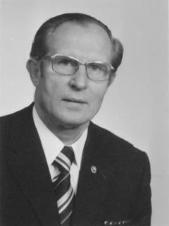ARH Slg. Bartling 200, Hans Knull, Stadtangestellter und Sportfunktionär, um 1975