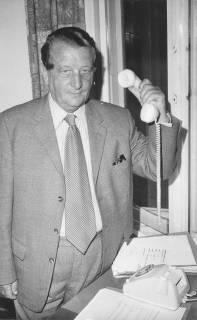 ARH Slg. Bartling 215, Amtsleiter Heinrich Trinter, Ordnungsamt, um 1975