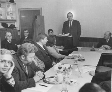ARH Slg. Bartling 232, Der Abgeordnete von Alten-Nordheim (MdB) berichtet aus Bonn, 1972
