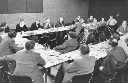ARH Slg. Bartling 261, Seminar im FZZ, 1974