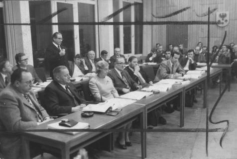 ARH Slg. Bartling 264, Versammlung im FZZ, 1972