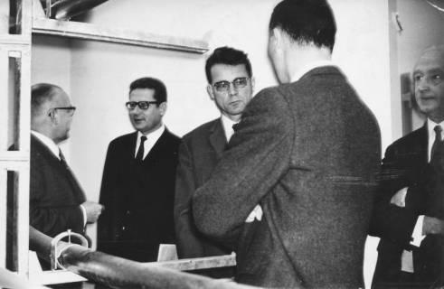 ARH Slg. Bartling 269, Pausengespräche, 1968