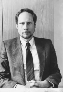 ARH Slg. Bartling 351, Peter Schnabel, städtischer Beamter (später Stadtdirektor in Syke), um 1980