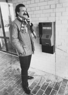 ARH Slg. Bartling 356, Walter Berking, städtischer Angestellter, um 1980