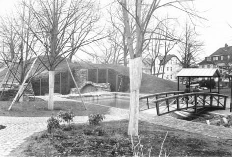 ARH Slg. Bartling 508, Neugestaltung des Erichsbergs, um 1980