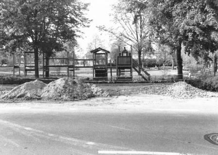 ARH Slg. Bartling 511, Neugestaltung des Erichsbergs, um 1980