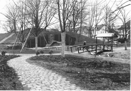 ARH Slg. Bartling 523, Neugestaltung des Erichsbergs, um 1980