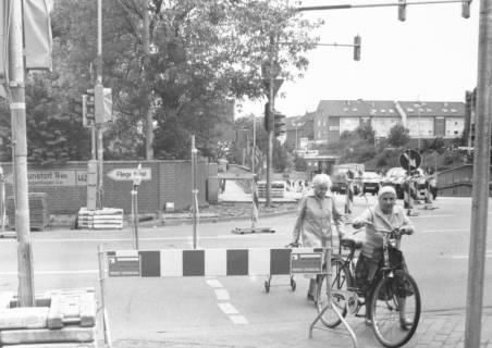 ARH Slg. Bartling 583, Marktstraße / Ecke Wunstorfer Straße, um 1980