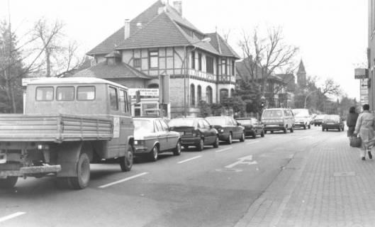 ARH Slg. Bartling 584, Stau auf Wunstorfer Straße, nach 1988
