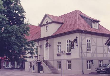 ARH Slg. Bartling 594, Altes Rathaus (Marktstraße 4), um 1984