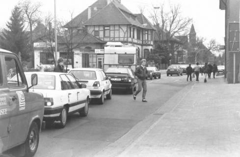 ARH Slg. Bartling 603, Starker Verkehr auf der Wunstorfer Straße, nach 1988