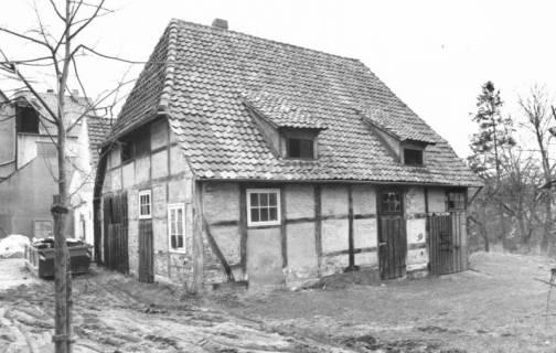 ARH Slg. Bartling 620, Stallgebäude, Fachwerk, um 1970
