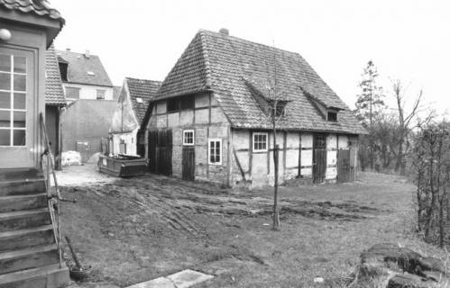 ARH Slg. Bartling 622, Stallgebäude, Fachwerk, um 1970