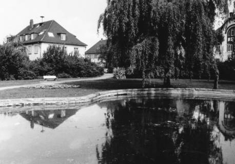 ARH Slg. Bartling 629, Neugestaltung des Erichsbergs, um 1980