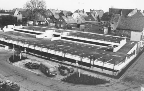 ARH Slg. Bartling 637, Parkdeck am Wallgraben, um 1980
