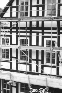 ARH Slg. Bartling 643, Sanierung des Hauses Mittelstraße 2 (Zoo-Shop), um 1970