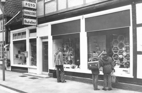 ARH Slg. Bartling 701, Mittelstraße 28, Foto-Fachgeschäft Adolf Köster, 1973