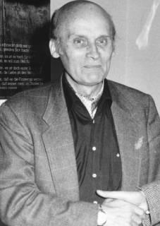 ARH Slg. Bartling 703, Porträt (Brustbild) eines Mannes, um 1970