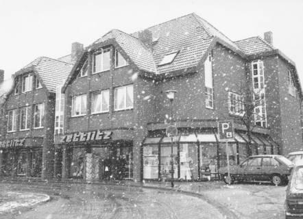 ARH Slg. Bartling 707, Wallstraße 11, Küchen-Fachgeschäft Zettlitz, Inhaber Walter Zettlitz, nach 1985