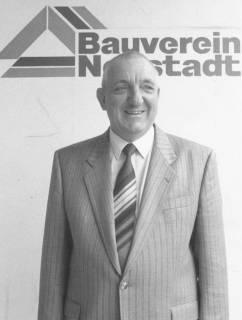 ARH Slg. Bartling 711, Bauverein Neustadt a. Rbge., Vorsitzender Fritz Luiking, um 1970