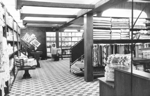 ARH Slg. Bartling 721, Leinstraße 7, Textilien-Fachgeschäft Kollmeyer, 1974