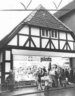 ARH Slg. Bartling 727, Marktstraße 11a, Ihr Platz - Frömbling, 1973