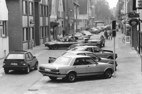 ARH Slg. Bartling 771, Parkbuchten in der Mittelstraße, um 1980