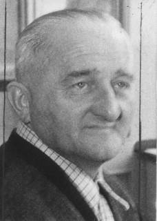 ARH Slg. Bartling 1898, Fritz Hetebrügge, langjähriger Vorsitzender des TSV, um 1975