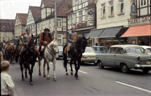ARH Slg. Fritsche 2, Biertreck von Einbeck nach Lübeck, Burgdorf, 1972