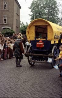 ARH Slg. Fritsche 4, Biertreck von Einbeck nach Lübeck, Burgdorf, 1972