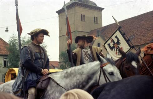 ARH Slg. Fritsche 6, Biertreck von Einbeck nach Lübeck, Burgdorf, 1972