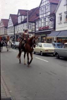 ARH Slg. Fritsche 8, Biertreck von Einbeck nach Lübeck, Burgdorf, 1972