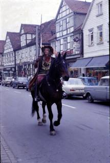 ARH Slg. Fritsche 9, Biertreck von Einbeck nach Lübeck, Burgdorf, 1972