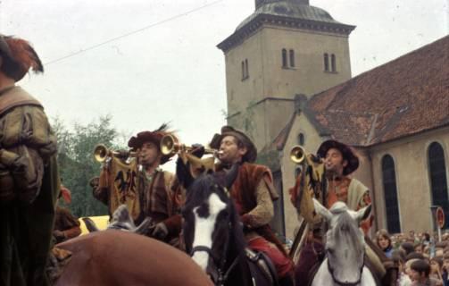 ARH Slg. Fritsche 10, Biertreck von Einbeck nach Lübeck, Burgdorf, 1972