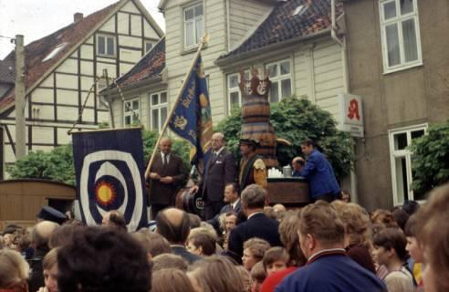ARH Slg. Fritsche 11, Biertreck von Einbeck nach Lübeck, Burgdorf, 1972