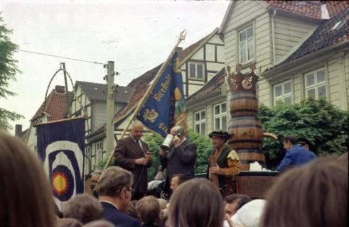 ARH Slg. Fritsche 12, Biertreck von Einbeck nach Lübeck, Burgdorf, 1972